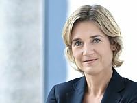 ARD Sprecherin Ilka Steinhausen