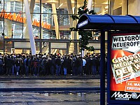 Fachkundige Beratung zu Digitalradios bietet der Media Markt München-Haidhausen