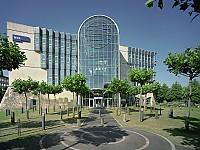 Funkhaus des WDR in Düsseldorf