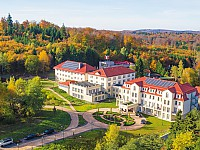Das idyllische Tagungs-Hideaway, Naturresort Schindelbruch, gehört zu den Ritter von Kempski Privathotels