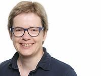 Dr. Nicola Balkenhol, Leiterin der Abteilung Multimedia-Online bei Deutschlandradio