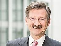 Dr. Hermann Otto Solms (FDP), Vizepräsident des Deutschen Bundestages a.D.