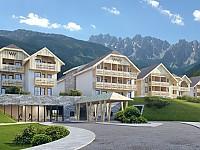 Das neue Dachsteinkönig liegt am Fuße des Dachstein in Gosau/Oberösterreich