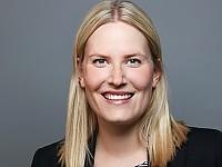 Teresa Ritter, Referentin Sicherheitspolitik beim Digitalverband Bitkom