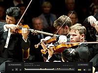 Die Berliner Philharmoniker im Internet