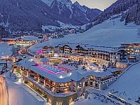 Das STOCK resort gehört zu den luxuriösesten Resorts im gesamten Alpenraum