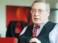 Peter Lepper, Firmengründer und geschäftsführender Gesellschafter der TechniSat Digital GmbH