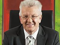 Winfried Kretschmann, Ministerpräsident Baden-Württemberg