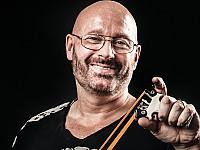 Jörg Sprave - Youtuber (The Slingshot Channel) und Gründer der Youtubers Union