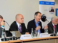 Diskussionsrunde auf den Medientagen München 2012