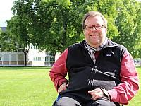 Matthias Rösch, Landesbeauftragter für die Belange behinderter Menschen in Rheinland-Pfalz