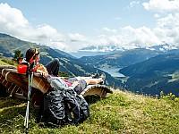 Atemberaubender Blick über das Zillertal
