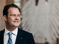 Tankred Schipanski, digitalpolitischer Sprecher der CDU/CSU-Bundestagsfraktion