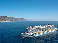 Die Flotte von AIDA Cruises bietet alles von Mitarbeiterevents bis Vollcharter