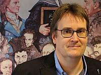 Johannes Borbach-Jaene, Vorsitzender für die öffentlichen Bibliotheken im Verband der Bibliotheken des Landes Nordrhein-Westfalen e.V. und Direktor der Stadt- und Landesbibliothek Dortmund
