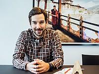 Ambros Gasser, Geschäftsführer ASI Reisen