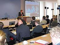 Digital Radio im Wettbewerb beim Netzbetrieb - BLM-Forum am 22.09.2008 in Berlin