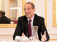 Prof. Dr. Heinz Faßmann, Bundesminister für Bildung, Wissenschaft und Forschung der Republik Österreich