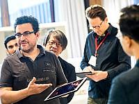 Prof. Dr.-Ing. habil. Christof Rezk-Salama, Professor für Spieletechnologie, Studiengangsleiter Digitale Medien und Spiele – Hochschule Trier