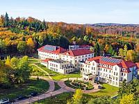 Das Naturresort Schindelbruch ist eines von vier Genusshotels des Harzes
