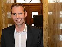 Carsten Buhr, Geschäftsführer DE GRUYTER
