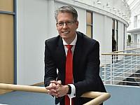 Jan Dirk Dallmer, Leiter des Bereichs Kraftfahrt Betrieb bei R+V