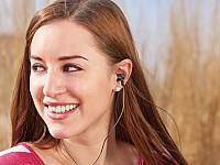 Der Winzling mit Kopfhörer als perfekter Tagesbegleiter