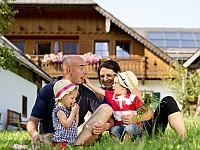 Wer einen Bauernhof-Urlaub auf einem 5 Blumen-Hof auswählt, braucht auf Exklusivität nicht zu verzichten