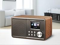 Albrecht Internetradio DR 471: überzeugender Klang im massiven und optisch ansprechenden Holzgehäuse