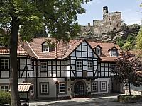 Das Relais & Châteaux Hardenberg BurgHotel liegt an dem Berg, wo bereits Heinrich Heines Harzreise begann