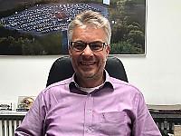 Axel Wahmke, Geschäftsführer der DriveIn Autokinos in Deutschland