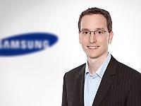 Steffen Greb, Technischer Produkt Manager TV/AV Samsung Electronics GmbH