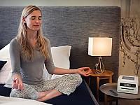 Meditieren mit Naturlauten: Mit dem Sonoro CD2 kein Problem