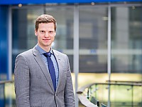Lukas Linke, Cybersicherheits-Experte im ZVEI