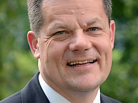 Markus Luthe, Hauptgeschäftsführer des Hotelverbandes Deutschland (IHA)