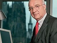 Amtsantritt am 01.09.2006 - WDR-Intendant Fritz Pleitgen ist neuer Präsident der Europäischen Rundfunkunion