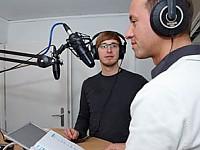 Weiterhin wichtig: klassische Radio-Ausbildung im Studio