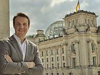 Florian Nöll, Vorsitzender des Bundesverbands Deutscher Startups