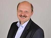 Dr. Roland Scheble, Leiter der Hauptabteilung Strategie und Innovationsmanagement des Bayerischen Rundfunks (BR)