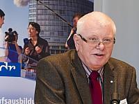 Horst Saage, Vorsitzender des MDR-Rundfunkrates
