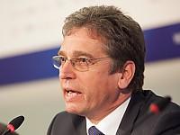 Dr. Chris Weck vom Deutschlandradio