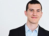 Tim Schneider, Leiter Prozesse / Standards, Digitalisierung beim DSLV Deutscher Speditions- und Logistikverband e. V.