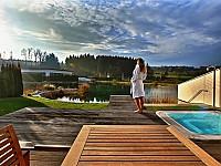 Luxus, Ruhe und Entspannung in den Geinberg5 Private Spa Villas