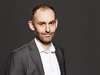 Sebastian König, Orchestermanager des Deutschen Symphonie-Orchesters Berlin