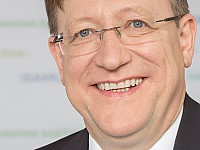 Staatssekretär Jürgen Lennartz, Chef der saarländischen Staatskanzlei