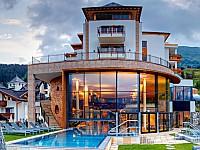 Das Schlosshotel Fiss bietet Wellness-Erlebnis auf 5.000 m²