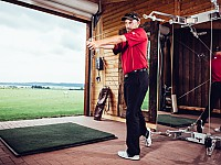 Effektive Indoor-Trainingsmethode für Golfer