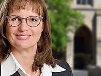 Andrea Döring, Stadtbaurätin für die Bereiche Stadtentwicklung, Bauen, Umwelt und Verkehr bei der Stadt Hildesheim