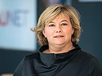 Annette Kümmel, stellvertretende Vorstandsvorsitzende und Vorsitzende des Fachbereiches Fernsehen und Multimedia des VAUNET