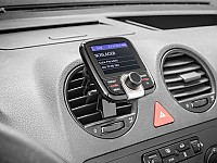 Perfekter Digitalradio-Empfang im Auto dank Dual DAB CA 10